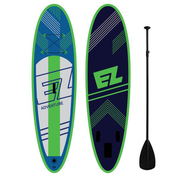 Надувная доска для SUP серфинга EZ ADVENTURE